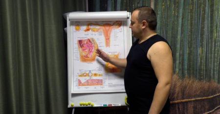 Обучение эротическому массажу