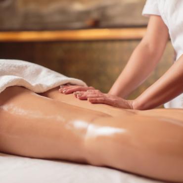 Модель для массажа